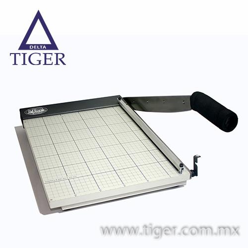 Delta tiger for Guillotina oficina